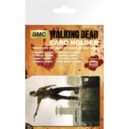 The Walking Dead Travel Pass Card Holder