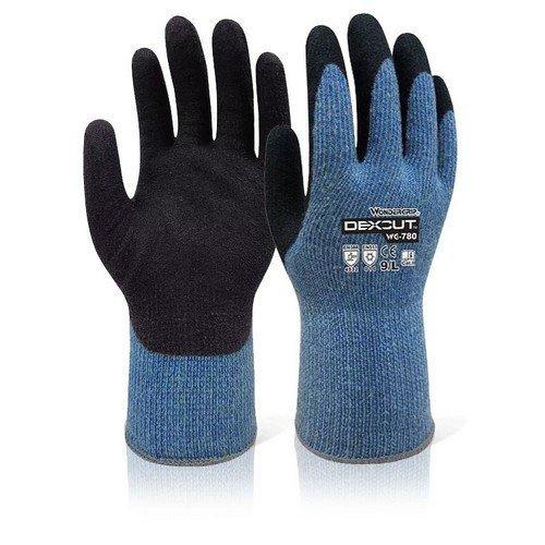Wondergrip WG780L Dexcut Cold Resistant Gloves Size 9 Large