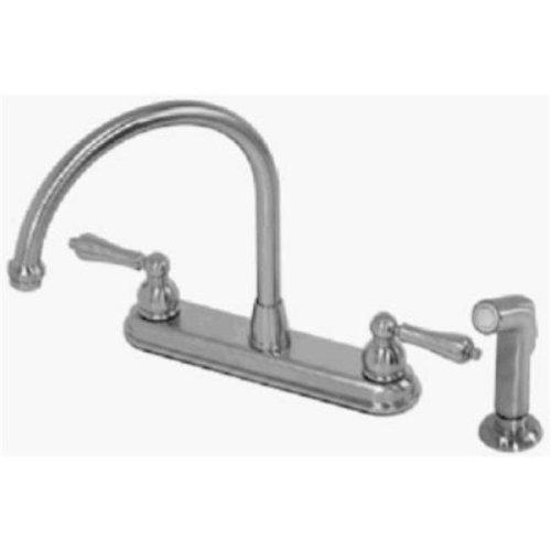 Homewerks Worldwide 204642 Bp Ni2Hand Faucet & Spray 116861CA