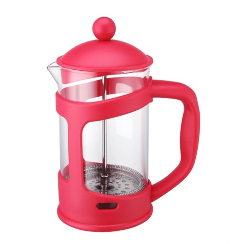Zodiac 6-Cup Cafetiere - Red