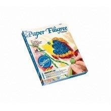Elf967006 - Josephin - Paper Filigree - Home Aquarium