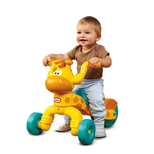 Little Tikes Go and Grow Lil Rollin Giraffe Ride-On