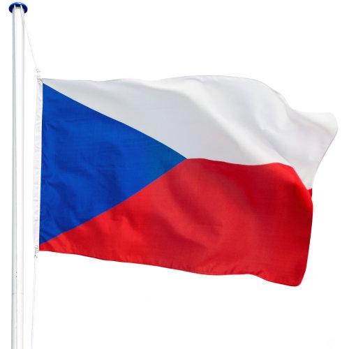 Flagpole aluminium Czech Republic