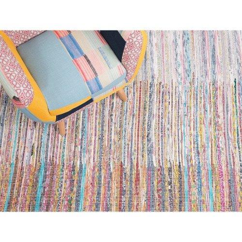 Rug - Carpet - Short Pile - Cotton - MERSIN