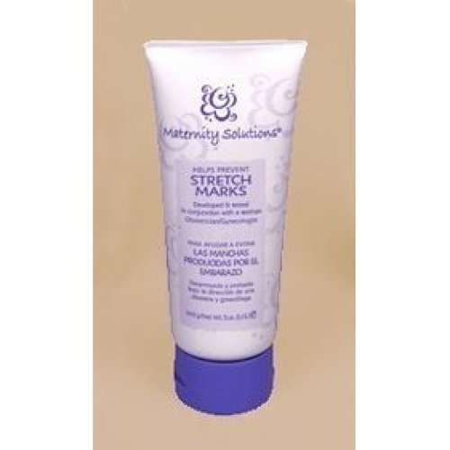 Maternity SOlutions - Stretch Marks Cream, 5 Oz. by Chom