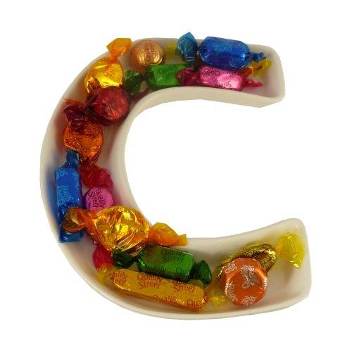C Alphabet Dish