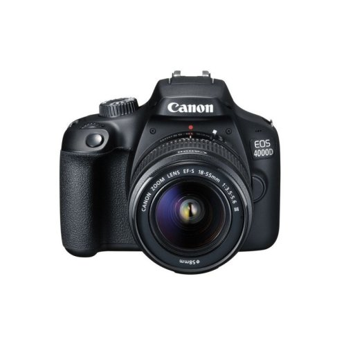 Canon EOS 4000D DSLR Kit With 18-55MM Lens