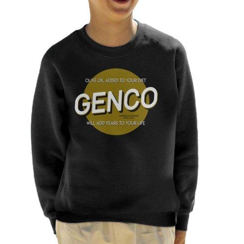 Genco Olive Oil Years The Godfather Kid's Sweatshirt
