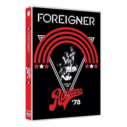 Foreigner - Live At The Rainbow 78 [DVD]