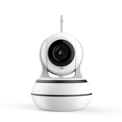 Northshipco Wireless WEB Cam home security Nanny camera Baby Monitor with  Smartphone App IOS Android 2 way sound WIFI