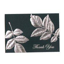 6 Pcs Premium Greeting Card Holiday Greeting Card Business Thank You Card [C]