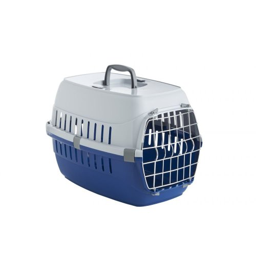 Pet Carrier Road Runner 1 Blue Berry (49cm)