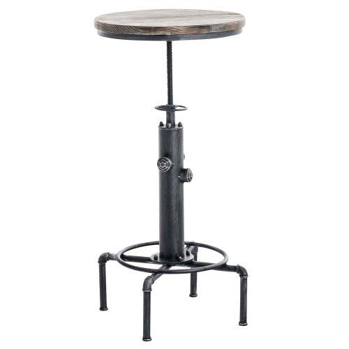 Lumos bar table, wood