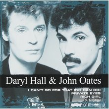 Hall Daryl and Oates John - Collection [CD]