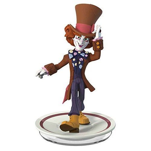 Disney Infinity Mad Hatter Figure Xbox PS3 PS4 WII