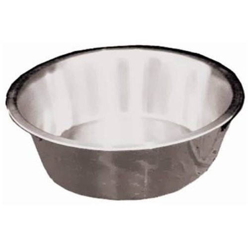 Lindy's 48120 12 Quart Stainless Steel Flat Bottom Dish Pan