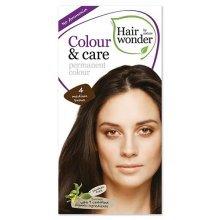 Hair Wonder Colour & Care Medium Brown 4 100ml
