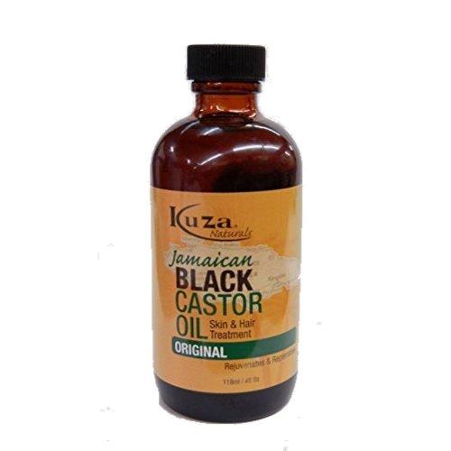 Kuza Jamaican Black Castor Oil 4oz
