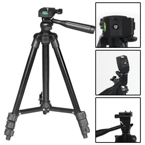 New Tripod Stand Mount Holder For Digital Camera Camcorder iPhone DSLR SLR UK