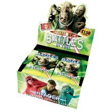 32 x Battles in Time Invader Single Booster Pack - Doctor Who