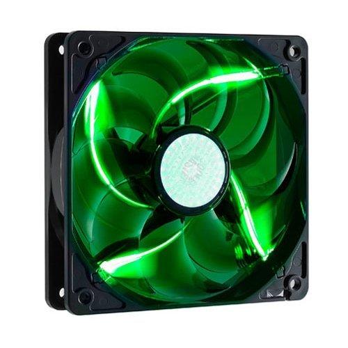 Coolermaster SickleFlow 120 Green LED Fan - 120mm 2000RPM