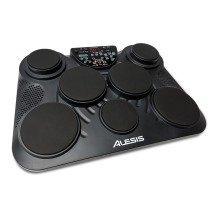 Alesis Compactkit 7 - 7 Pad Portable Tabletop Drum Kit