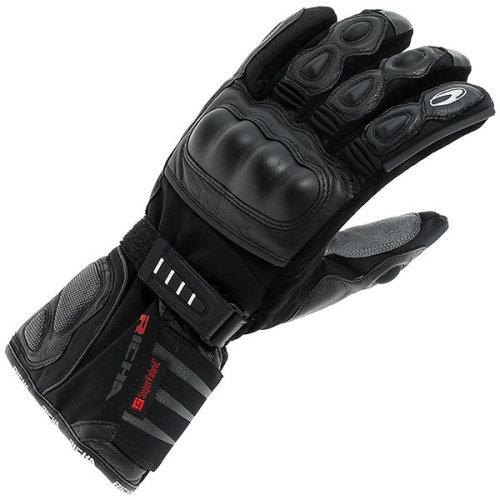Richa Arctic Mens Motorbike Motorcycle Glove Black