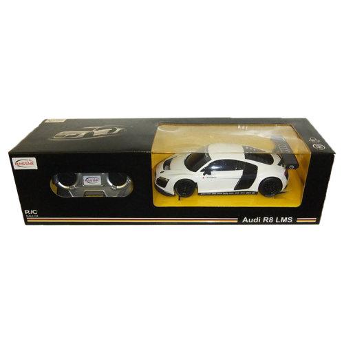 Rastar Audi R8 LMS 1/24 RC Car White