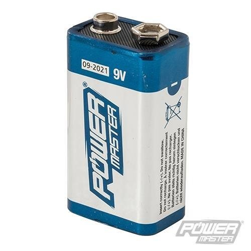 9V Super Alkaline Battery 6LR61