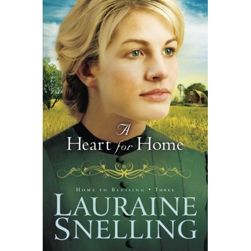 A Heart for Home: Volume 3 (Home to Blessing (Paperback))