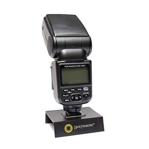 ProMaster 200SL TTL Speedlight Electronic Flash for Nikon Digital Black 4653