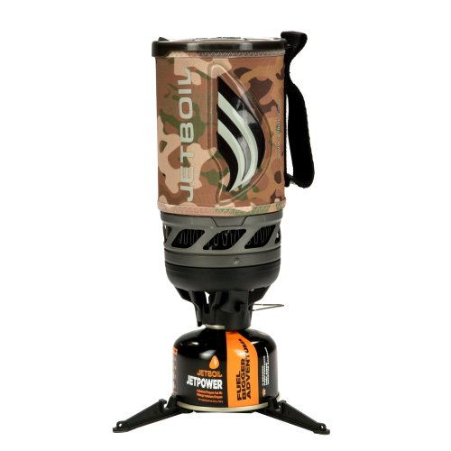 Jetboil New Flash Personal Cooking System - Camo