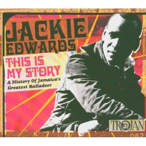 Jackie Edwards - This is My Story: a History of [CD] on OnBuy