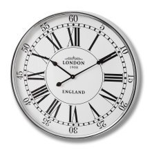 London City Wall Clock - Terrific Addition Home -  london city wall clock terrific addition home