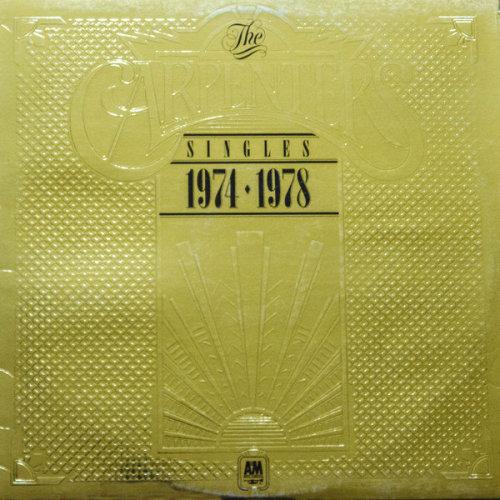 The Singles 1974-1978 [Audio Cassette] Carpenters