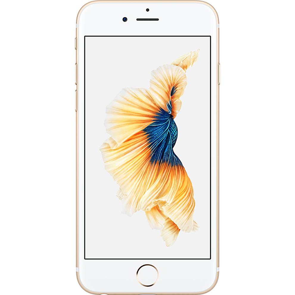 Three, 64GB Apple iPhone 6s - Gold