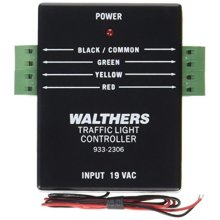 Walthers SceneMaster Traffic Light Controller