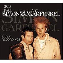 PaulandGarfunkel Simon - Paul Simon and Art Garfunkel - Early Recordings [CD]