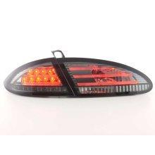 Led Taillights Seat Leon Typ 1P Year 05- black