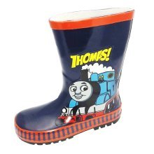 Thomas The Tank Engine 3D Rubber Wellies