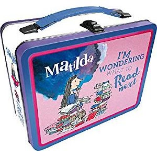 Lunch Box - Dahl - Matilda Gen 2 Fun Box New 48227