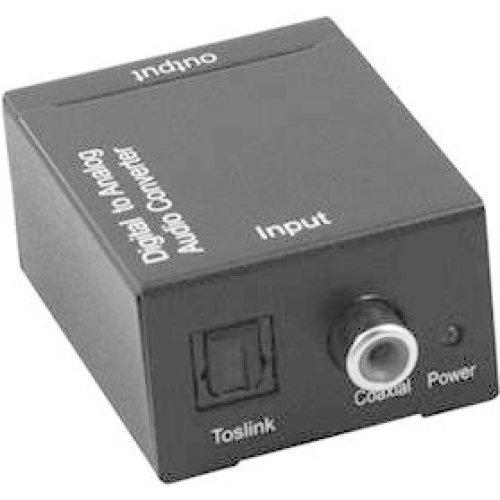 Microconnect MC-DAC Black audio converter