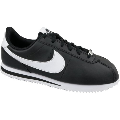 Nike Cortez Basic SL GS 904764-001 Kids Black sneakers
