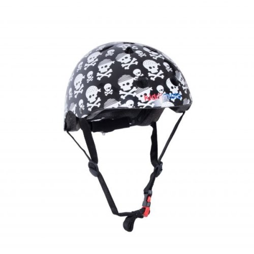 Kiddimoto Children's Bike / Scooter / Skateboarding Helmet - Skullz Design