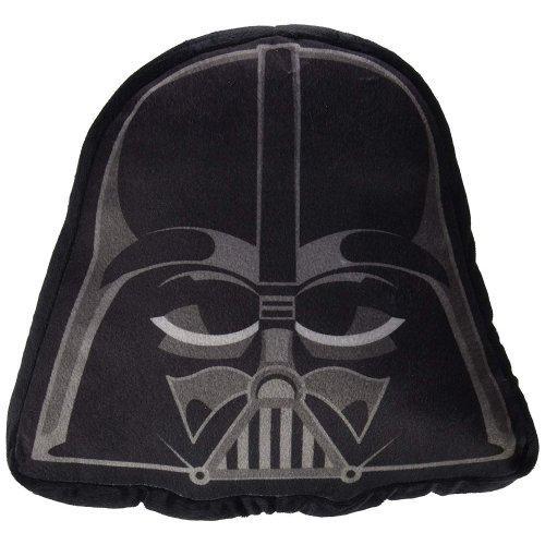 STAR WARS Plush Pillow Cushion DARTH VADER Design 35 x 36cm