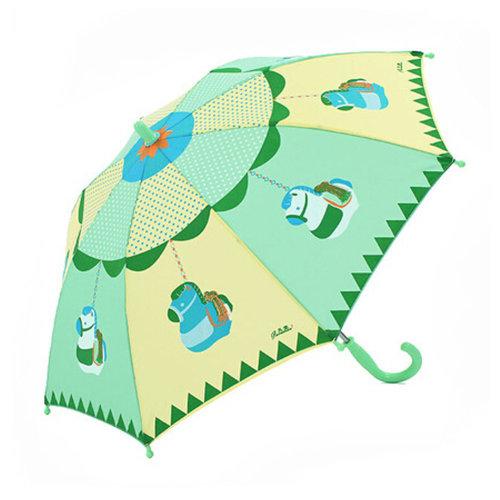 Childrens  Rainy Day Umbrella /Bright colors/Kids Umbrella,horse