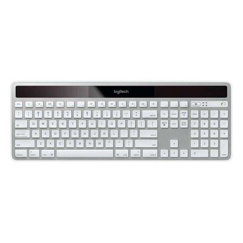 Logitech K750 Solar Wireless USB Keyboard for MAC US QWERTY layout