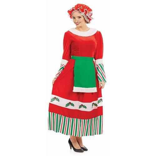 Mrs Santa Claus Costume   Christmas