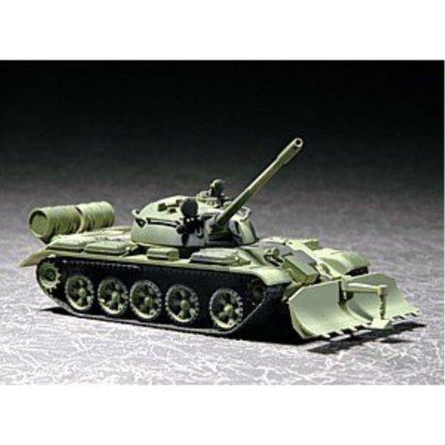 Trumpeter 1 72 Russian T55 Tank with BTU55 Dozer Plow