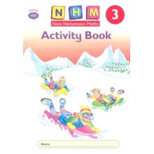 New Heinemann Maths Yr3, Activity Book (8 Pack): Year 3
